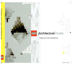 LEGO Architecture Studio Set 21050 Instructions