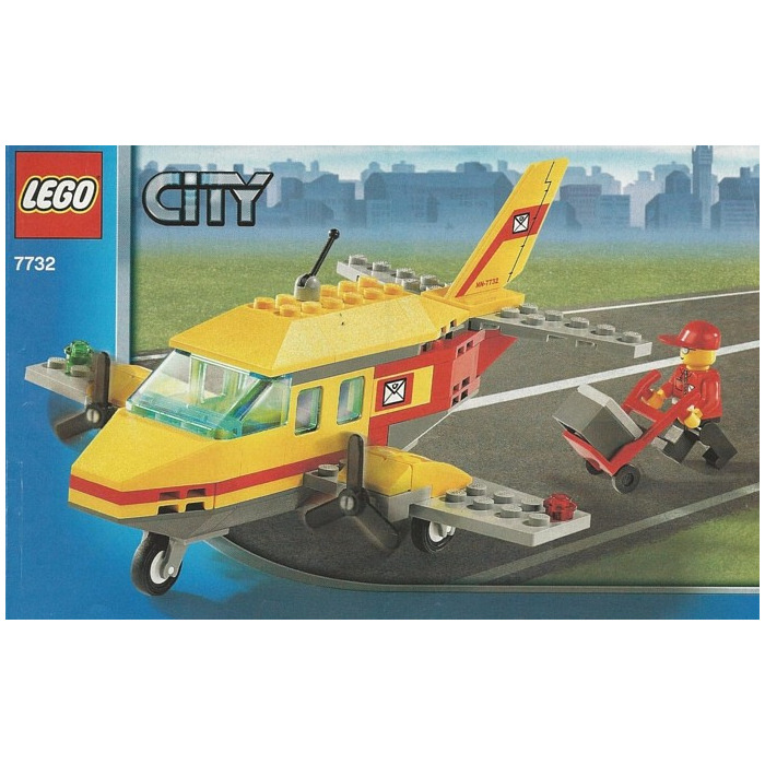LEGO Air Mail Set 7732 | Brick Owl - LEGO Marketplace