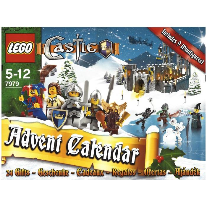 LEGO Sets > Castle > Seasonal > LEGO Castle Advent Calendar Set 7979 ...