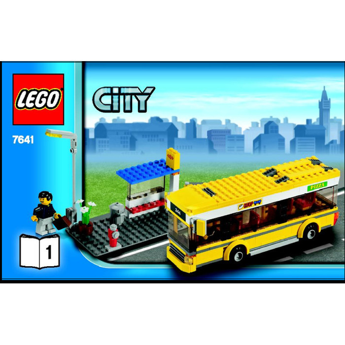 Images Of Lego Instructions City Spacehero