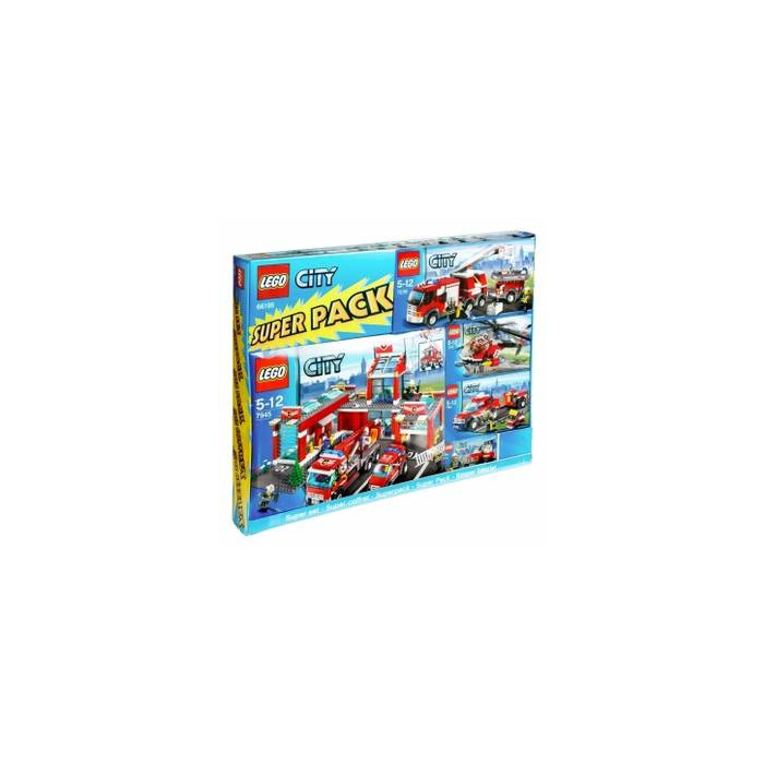 Lego Garage Roller Door Section With Handle 4219 Comes