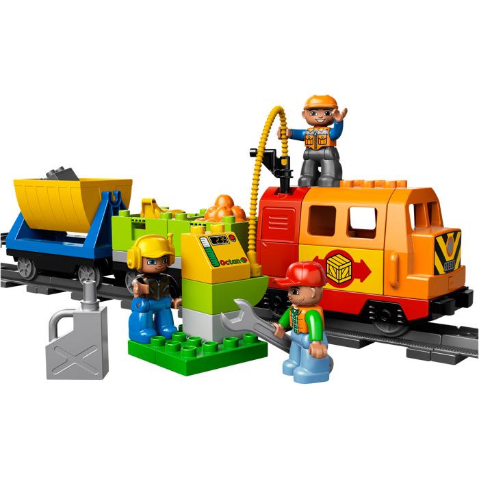 lego deluxe train set 10508 brick owl lego marketplace. Black Bedroom Furniture Sets. Home Design Ideas