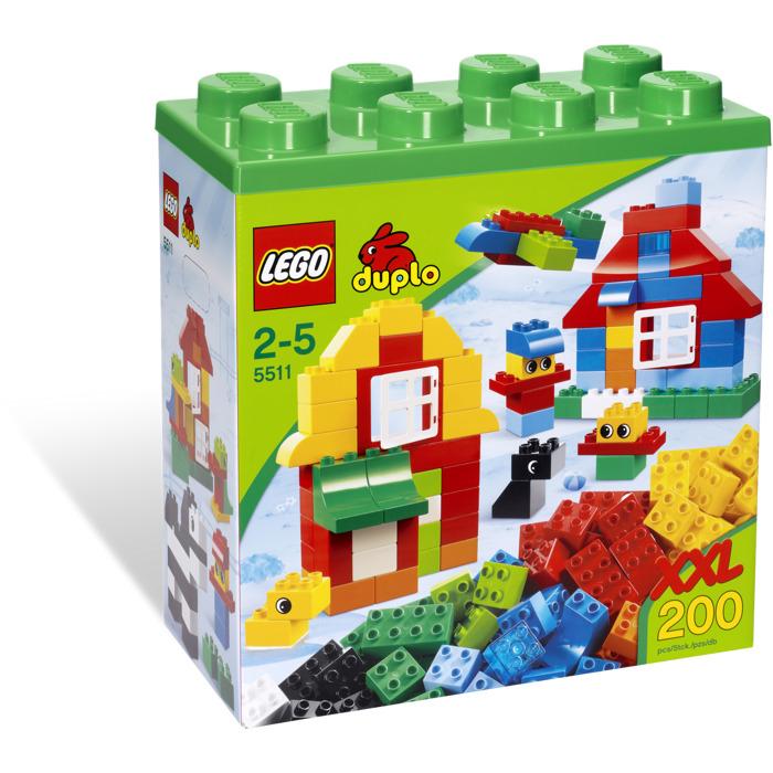 lego duplo xxl box set 5511 brick owl lego marketplace. Black Bedroom Furniture Sets. Home Design Ideas