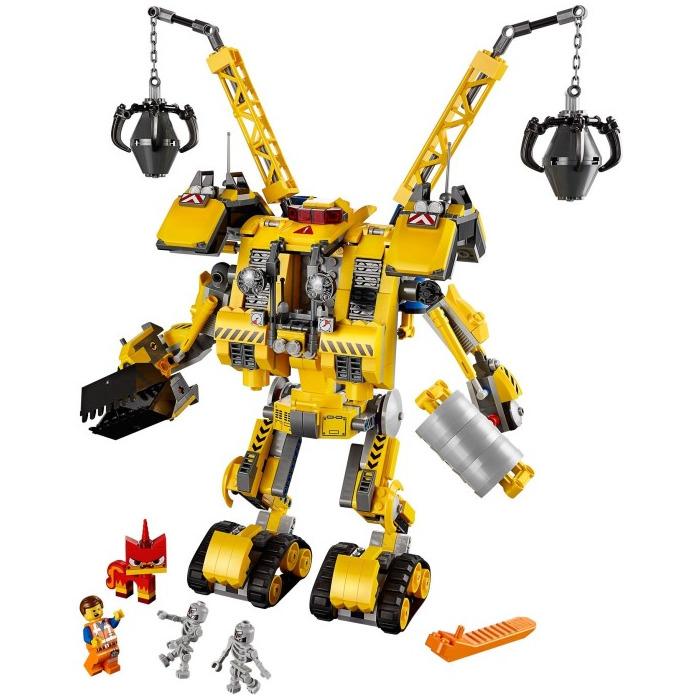 Catalog > LEGO Sets > The Movie > LEGO Emmet's Construction Mech Set