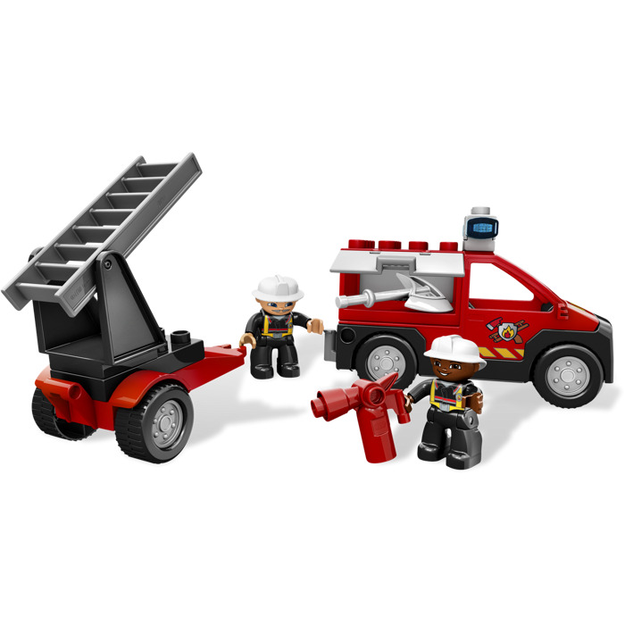 fire station duplo instructions
