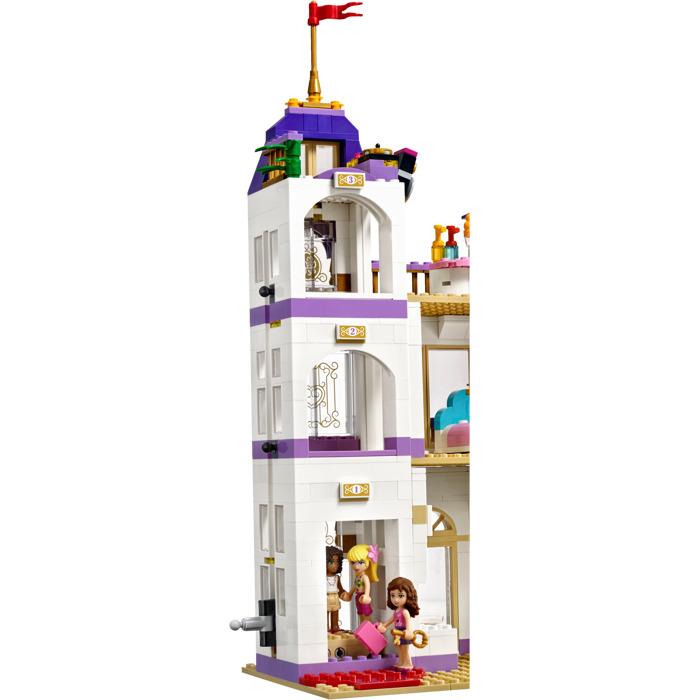 Lego Heartlake Grand Hotel 41101 Brick Owl Lego Marktplatz