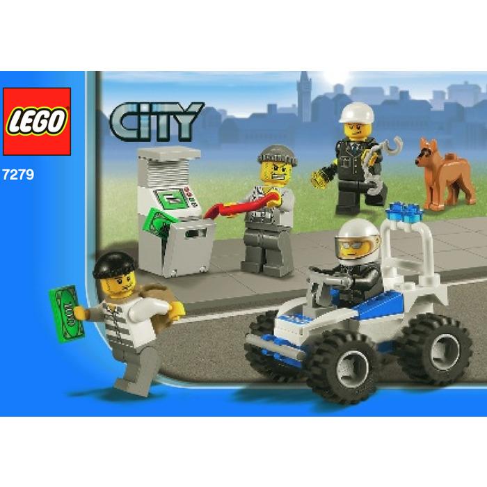 lego police set 60007 instructions