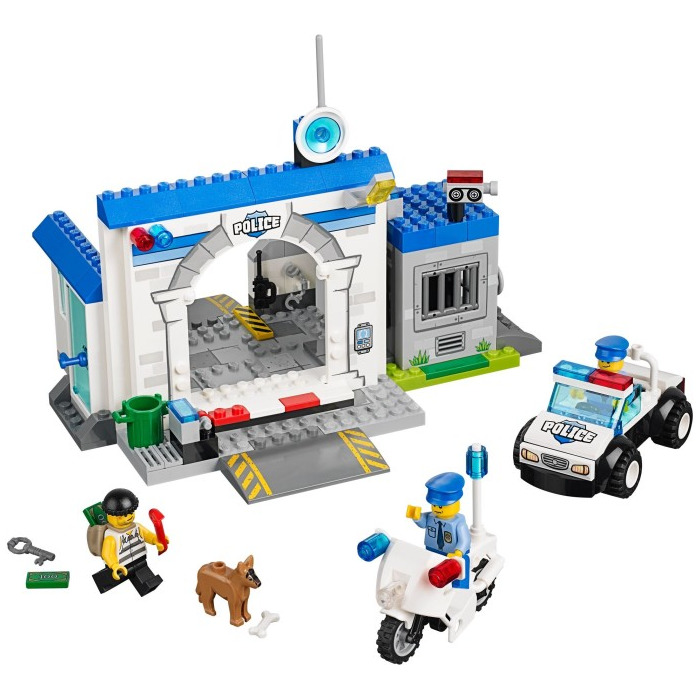 Catalog > LEGO Sets > Juniors > LEGO Police – The Big Escape Set ...