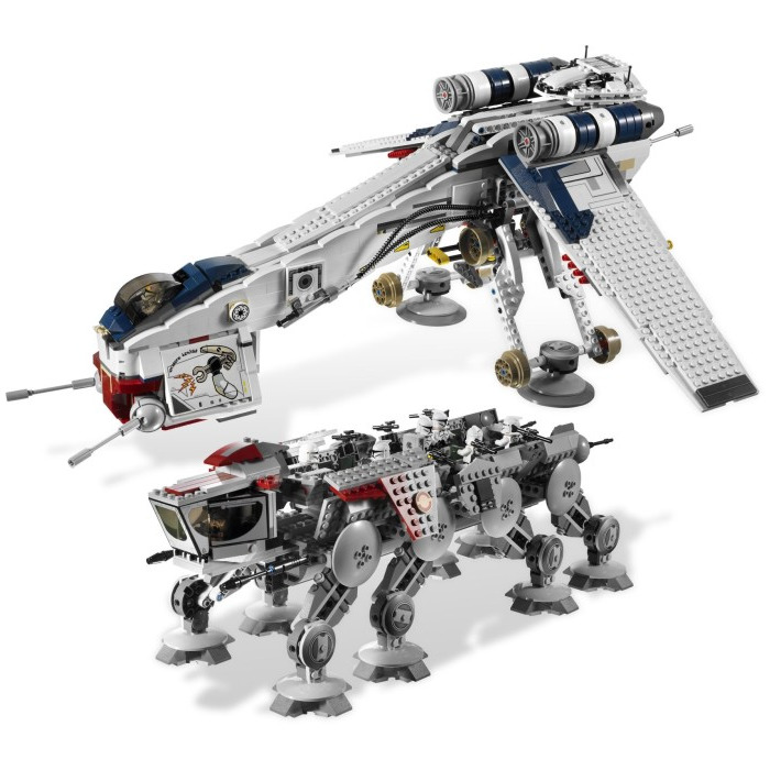 Pypl Quote: LEGO Republic Dropship With AT-OT Walker Set 10195