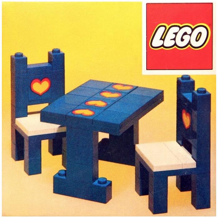 Lego Table And Chairs Myideasbedroomcom