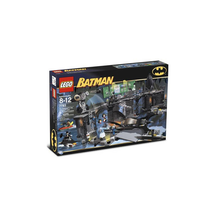 Lego Batman Mr Freeze Set Instructions