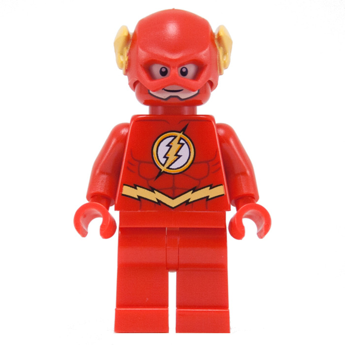 LEGO DC Universe Flash Minifig Minifigure Brand New The ...