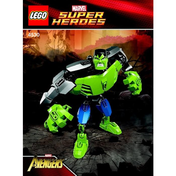 LEGO The Hulk Set 4530 Instructions | Brick Owl - LEGO ...