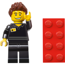 LEGO Lego Shop Man Set 5001622