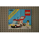 LEGO Red Cross Set 6523 Instructions